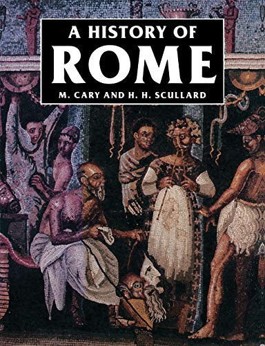 9780333278307: A History of Rome