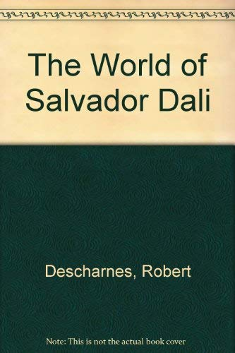 9780333278314: The World of Salvador Dali (English and French Edition)