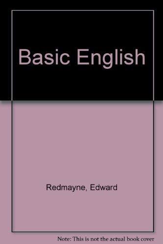 9780333279571: Basic English