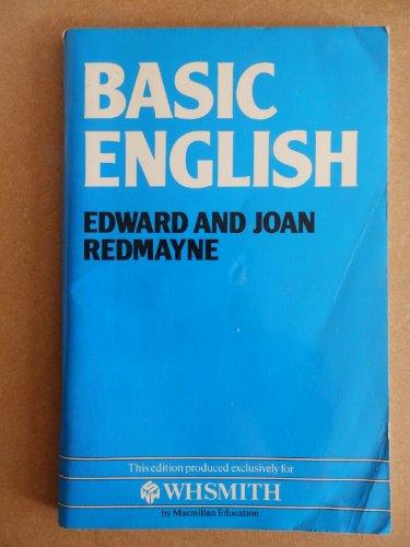 9780333279588: Basic English