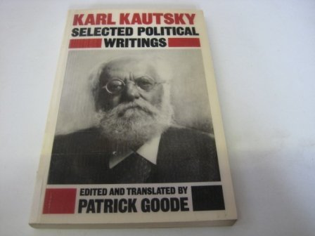 9780333283844: Selected Political Writings