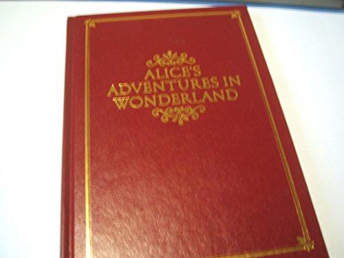Alice's Adventures in Wonderland. A Pop-up Book.: Carroll, Lewis: