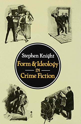 9780333288764: Form and Ideology in Crime Fiction