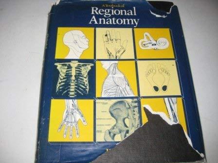 9780333289112: A Textbook of Regional Anatomy