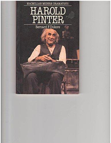 9780333289167: Harold Pinter