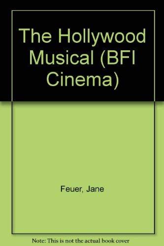 9780333289266: The Hollywood Musical (BFI Cinema)