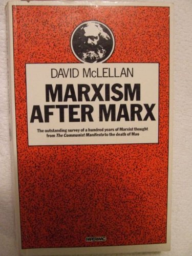 9780333291184: Marxism after Marx