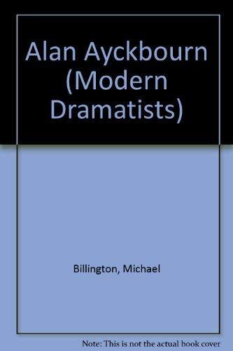 9780333291962: Alan Ayckbourn (Modern Dramatists)