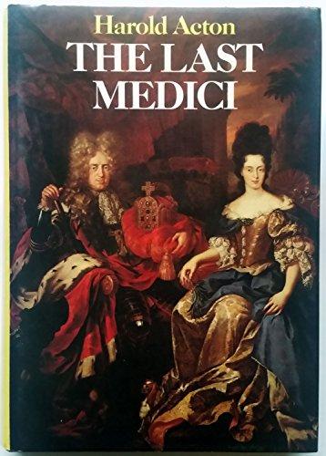 9780333293157: The Last Medici