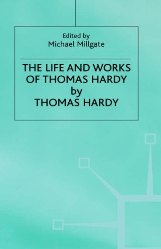 9780333294413: The Life and Work of Thomas Hardy