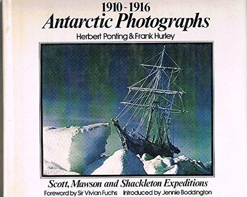 1910-1916 Antarctic Photographs Herbert Ponting & Frank Hurley Scott, Mawson And Shackleton ...