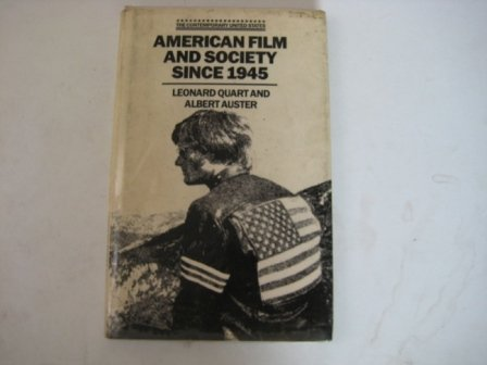 9780333300213: American Film and American Society Since 1945 (The Contemporary United States)