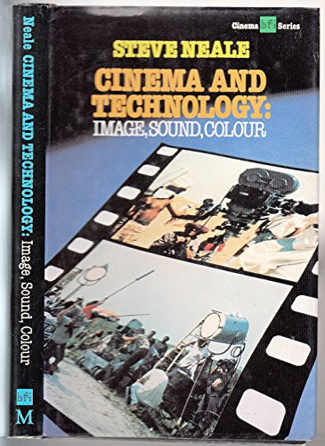9780333301227: Cinema and Technology: Image, Sound, Colour (BFI Cinema)
