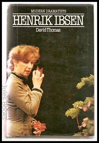 9780333305959: Henrik Ibsen (Modern Dramatists)