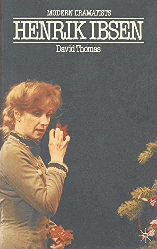 9780333305966: Mmds;Henrik Ibsen (Modern Dramatists)