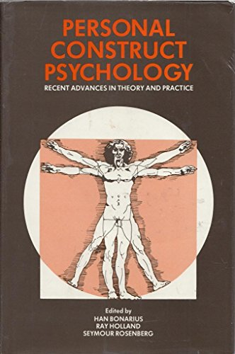 9780312602284 Personal Construct Psychology Recent Advances In