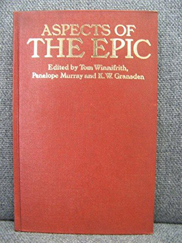 Aspects of the Epic: TOM WINNIFRITH