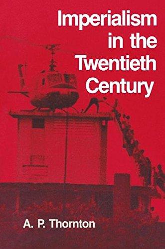 9780333307120: IMPERIALISM in the TWENTIETH CENTURY