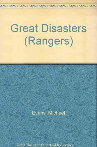 9780333308301: Great Disasters (Rangers)