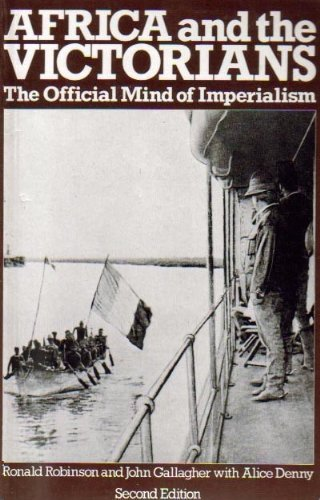 9780333310069: Africa and the Victorians: The Official Mind of Imperialism