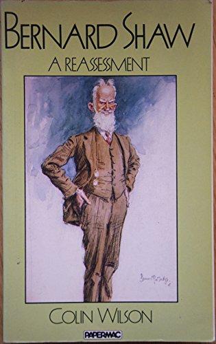 9780333310151: Bernard Shaw: A Reassessment