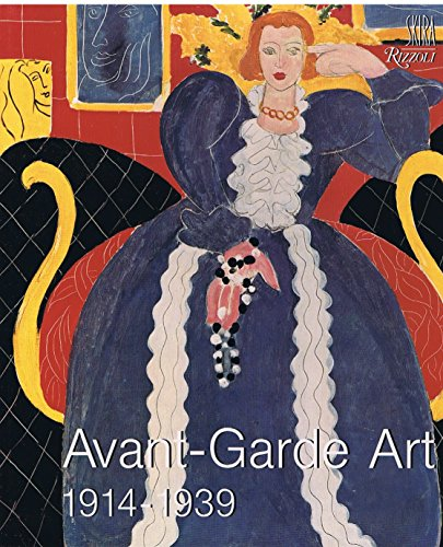 9780333314739: Avant-Garde Art 1914-1939