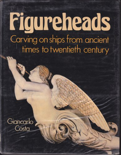 9780333318096: Figureheads: Carving On Ships from Ancient Times to Twentieth Century