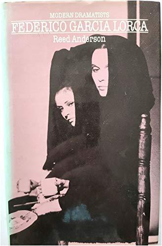 9780333318874: Federico Garcia Lorca (Macmillan Modern Dramatists)