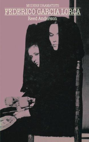 9780333318881: Federico Garcia Lorca (Modern Dramatists)