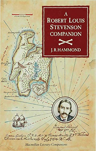 9780333319062: A Robert Louis Stevenson Companion: A Guide to the Novels, Essays and Short Stories (Literary Companions)
