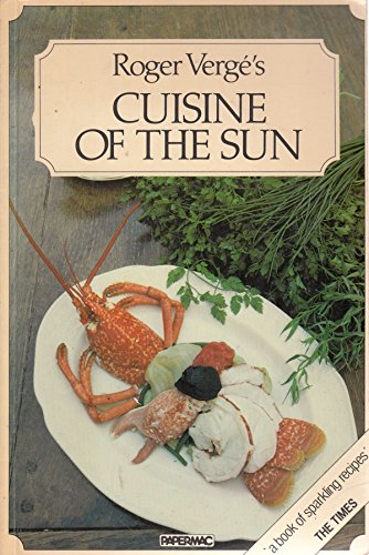 9780333319192: Cuisine of the Sun