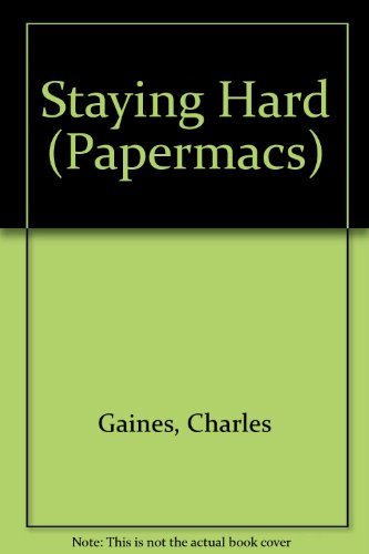 9780333319277: Staying Hard (Papermacs)