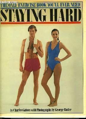 9780333319963: Staying hard: The only exercise book you will ever need