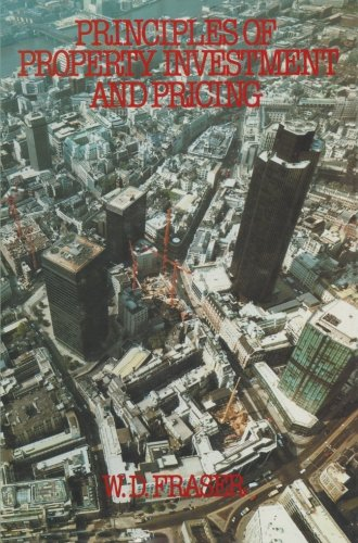 9780333321225: Principles of Property Investment and Pricing (Building & Surveying Series)