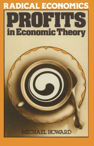 9780333321669: Profits in Economic Theory (Radical Economics)