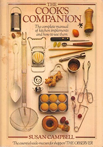 The cook's companion (0333322789) by Susan CAMPBELL