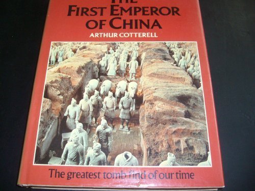 9780333324448: First Emperor of China