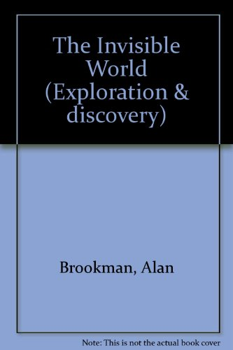 9780333325094: The Invisible World (Exploration & discovery)