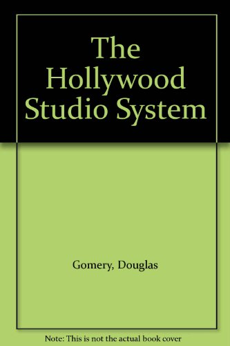 9780333325476: The Hollywood Studio System (BFI Cinema)