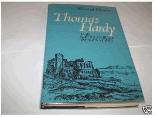 9780333326282: Thomas Hardy: The Sociological Imagination
