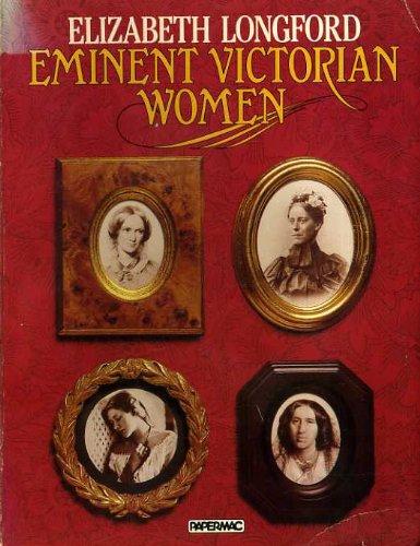 9780333326381: Eminent Victorian Women