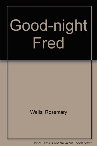 9780333326602: Good-night Fred