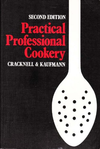 9780333326732: Practical Professional Cookery