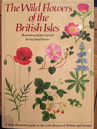 Wild Flowers Of British Isles Streeter David
