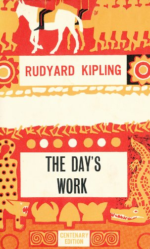 9780333327852: The Day's Work (Rudyard Kipling centenary editions)