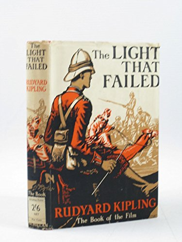 9780333328033: The Light That Failed (Rudyard Kipling Centenary Editions)