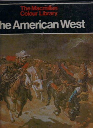 9780333328644: The American West (Our world wallcharts)