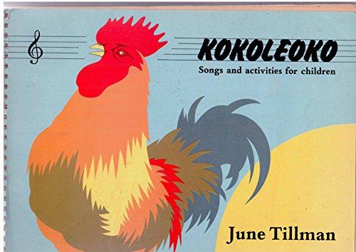 Kokoleoko: Boyce-Tillman, June