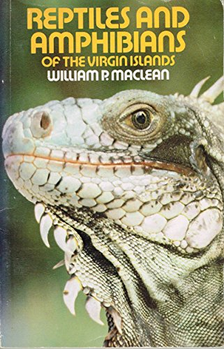 9780333330630: Reptiles and Amphibians of the Virgin Islands