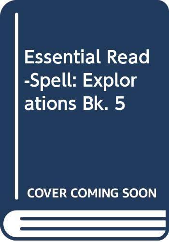 9780333333525: Essential Read-Spell: Explorations Bk. 5